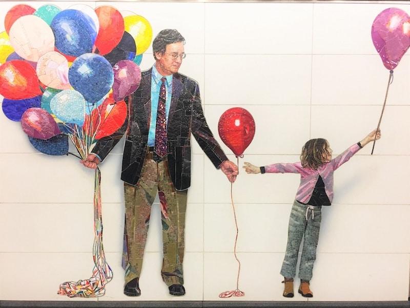 Estaciones de metro en Nueva York