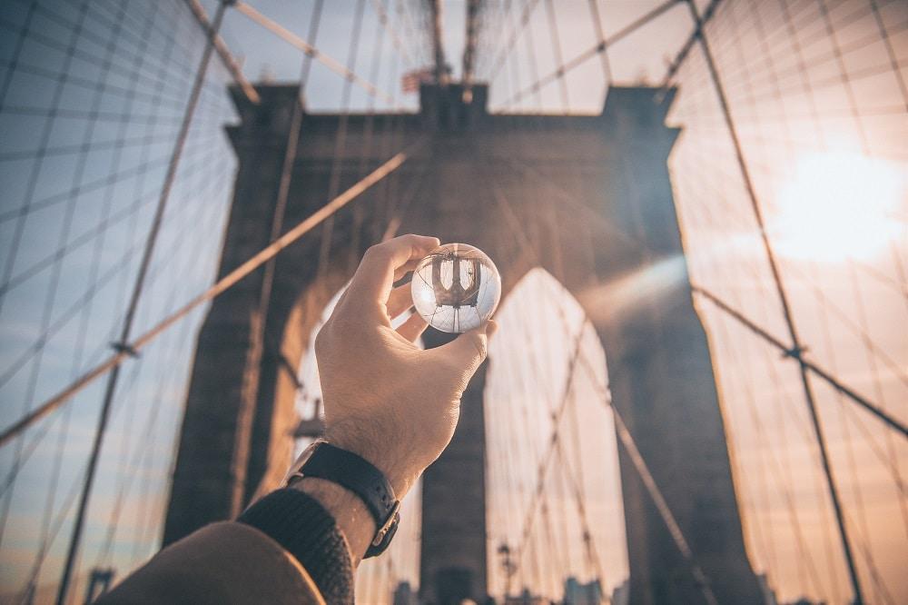 Ver salir el sol en Nueva York