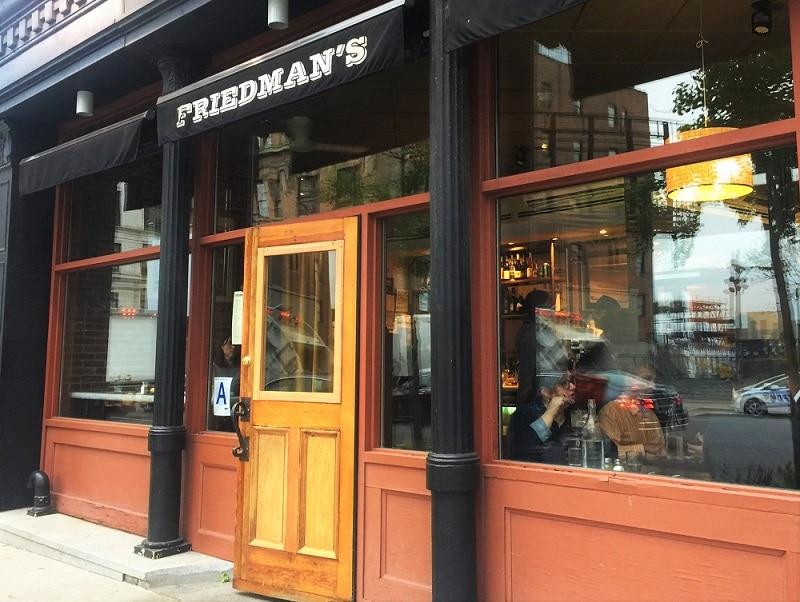 Dónde Comer en Hudson Yards