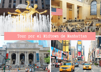 Tour Midtown Manhattan