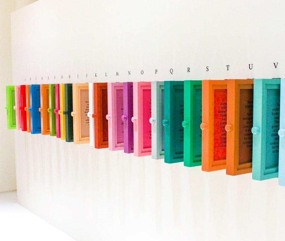 Visitar Color Factory en Nueva York
