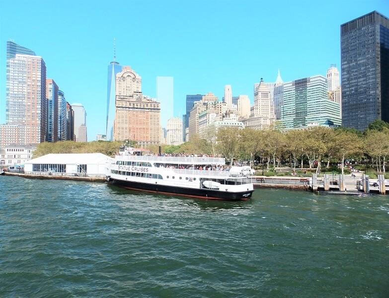 Crucero Estatua de la Libertad