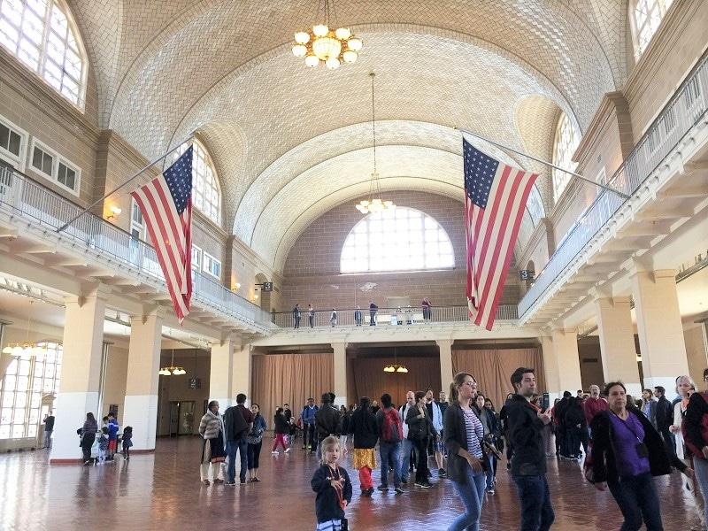 Ellis Island Nueva York