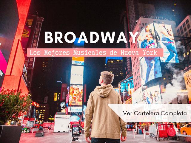 Mejores Musicales en Nueva York