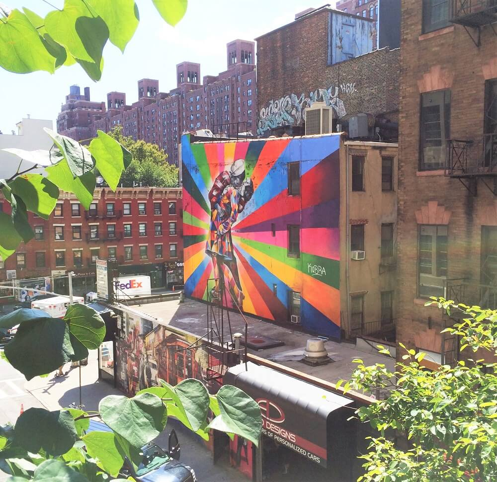 High Line Nueva York