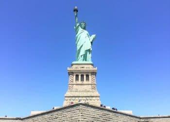 Visitar la Estatua de la Libertad