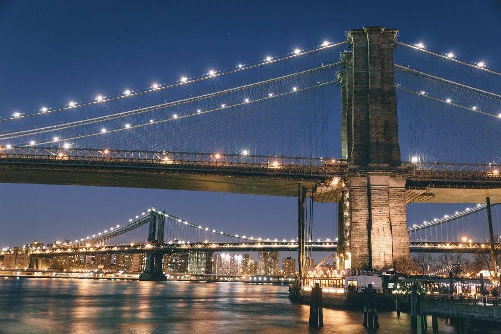 Brooklyn Bridge de New York