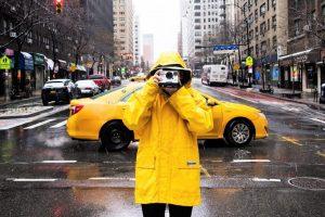 llover Nueva York