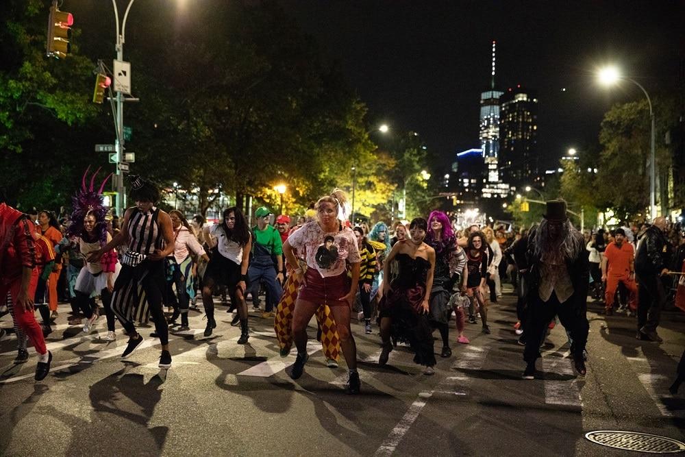 Halloween Parade Nueva York