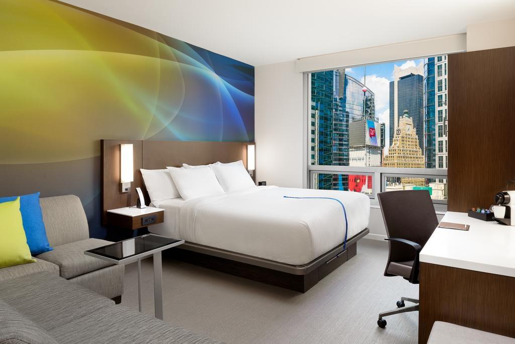 Hoteles Nueva York