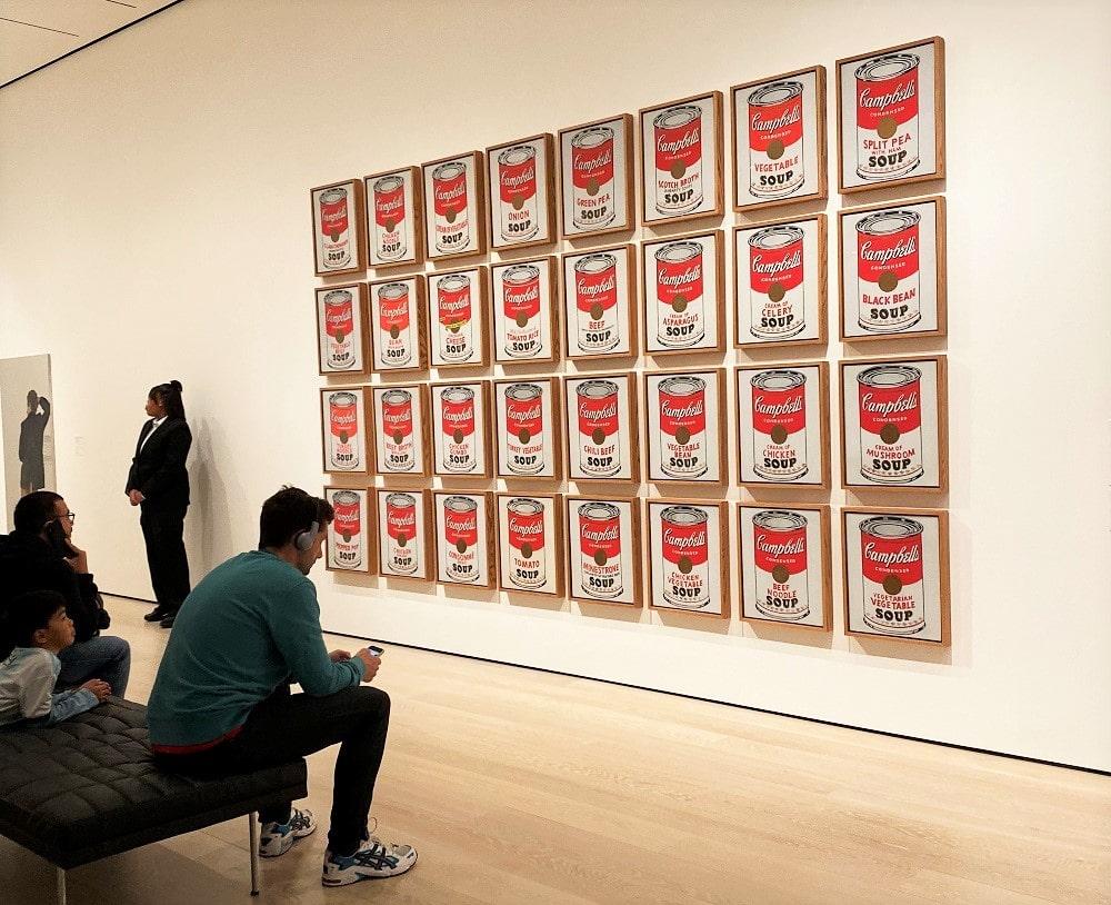 Visitar el MoMA