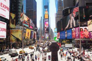 Buscar Alojamiento en Times Square