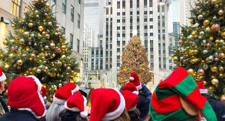 Guia de Nueva York Navidad