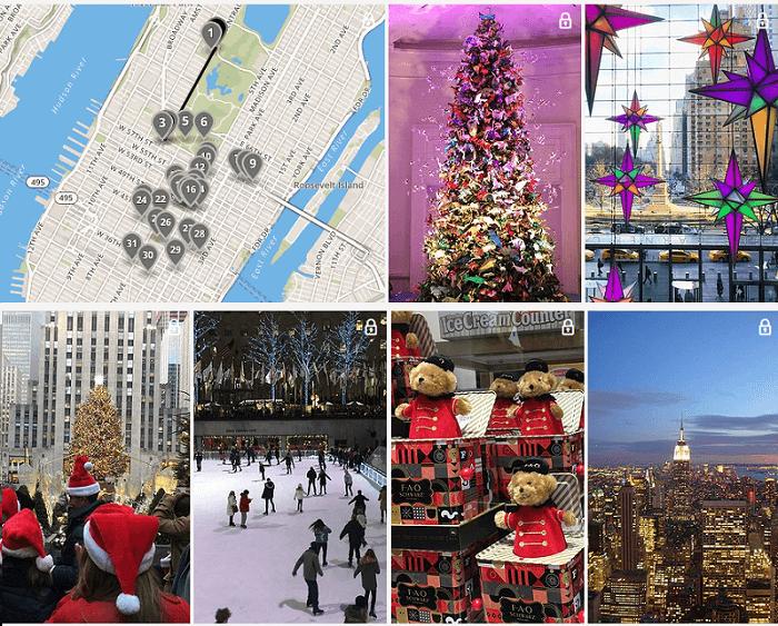 Guia de Nueva York en Navidad