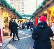Mercadillos Navidad en NY
