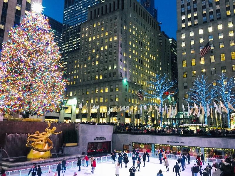 Navidad en NYC