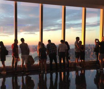 Subir al One World Observatory, el rascacielos más alto de USA