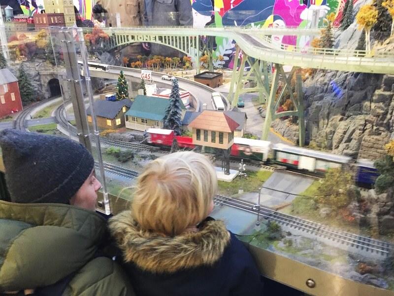 Navidad en New York con niños