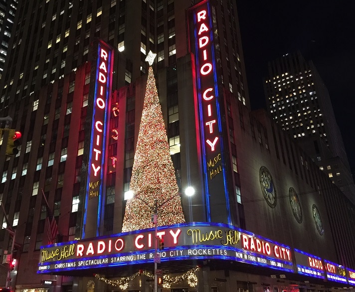 Comprar entradas Rockettes Radio City Music Hall