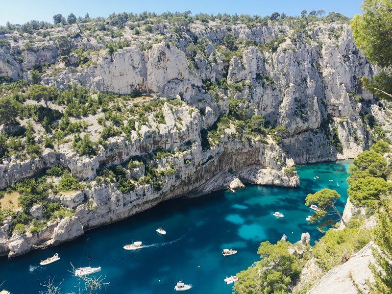 Viaje a Cassis y Les Calanques