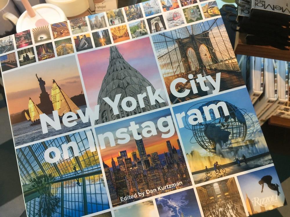 Libro Nueva York Fotografía