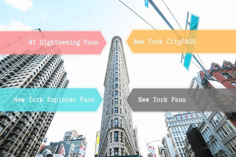 Tarjetas Turísticas Nueva York
