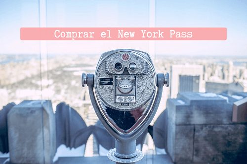 Comprar New York Pass