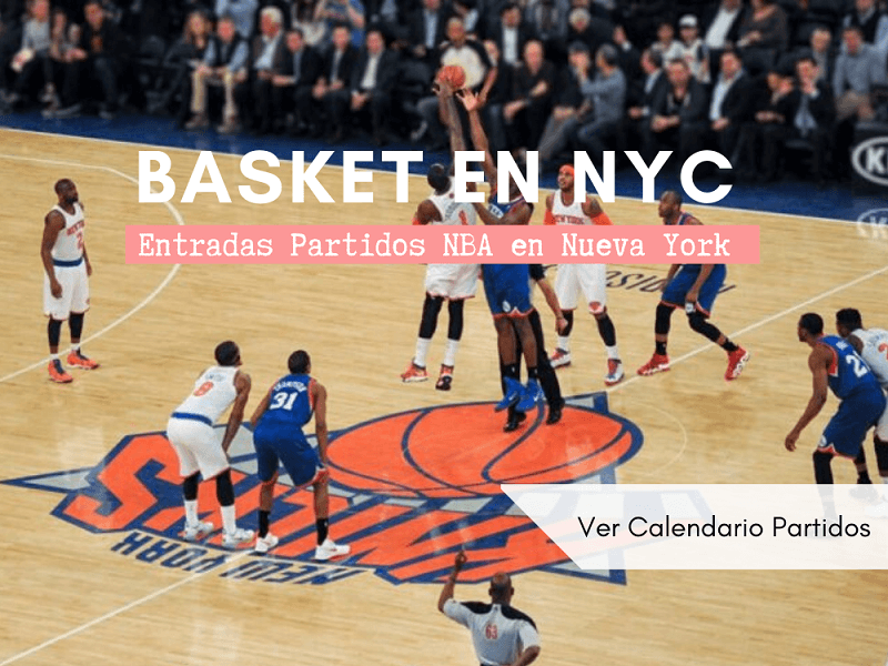 Comprar entradas Basket NBA Nueva York