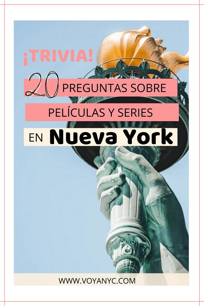 Trivia Cine y Tv Nueva York