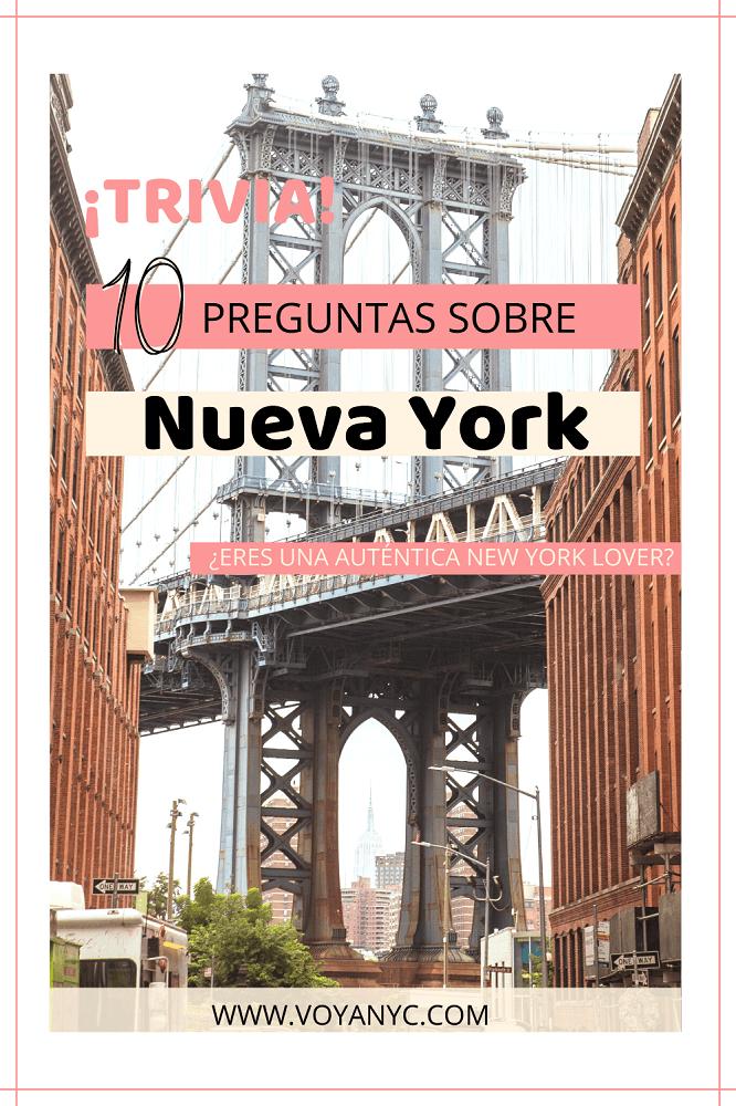 Trivia Nueva York