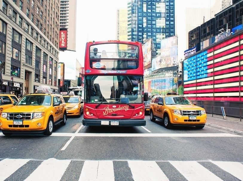 Bus Turístico NY