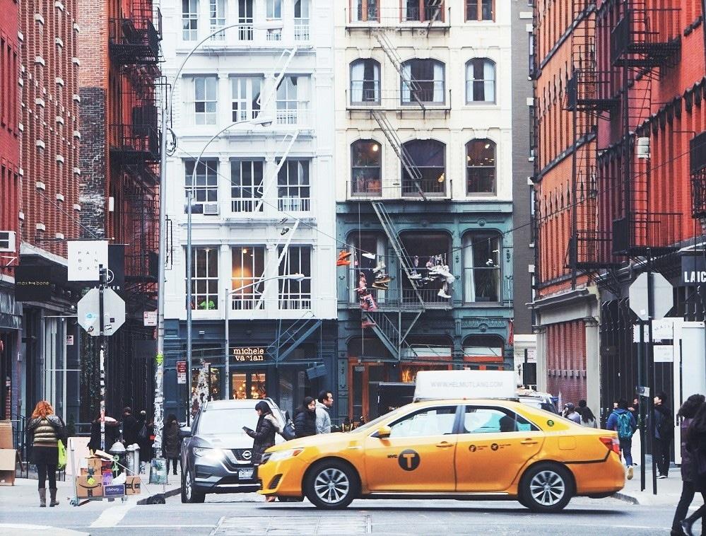 Escaleras Incendios Nueva York