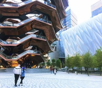 Qué ver en Hudson Yards, el barrio más nuevo de NY