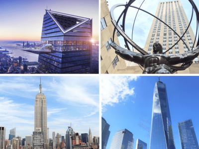 ¿Empire State, Top of the Rock, One World Observatory o Edge?