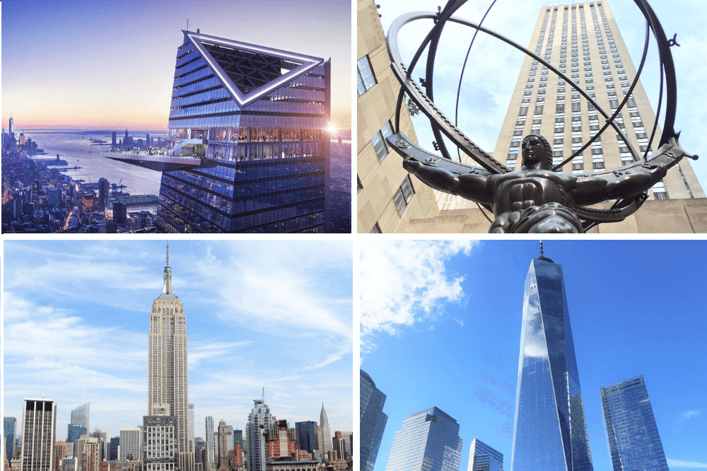 Miradores de Nueva York