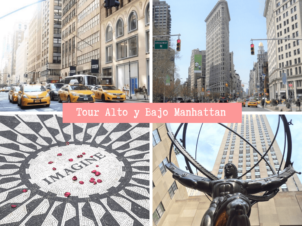 Tour Alto y Bajo Manhattan
