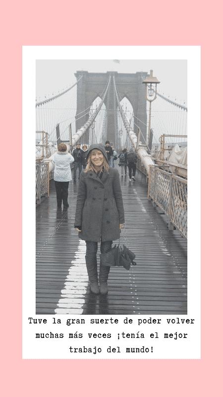 Sandra Experta en Nueva York