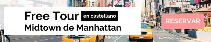 Free Tour Manhattan Nueva York