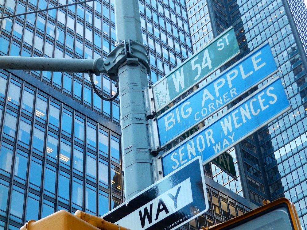 Big Apple Corner en Nueva York