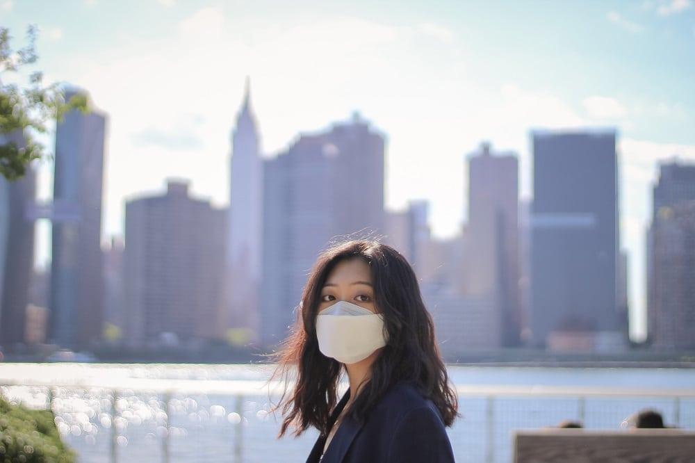 Mascarilla Nueva York