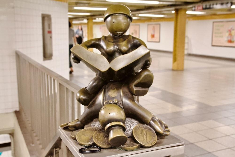 Figuras Metro Nueva York