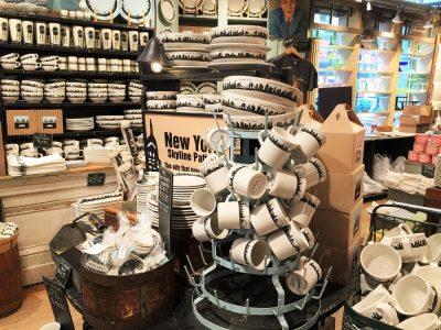 Fishs Eddy en Nueva York ¡una tienda súper especial!