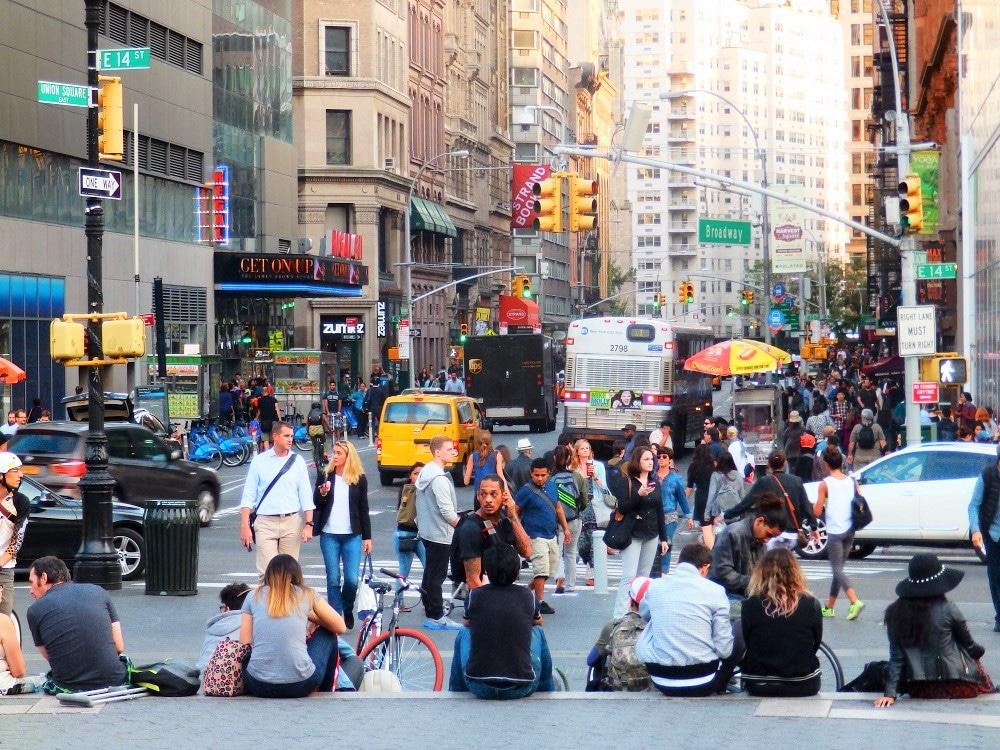 Unión Square Park Manhattan