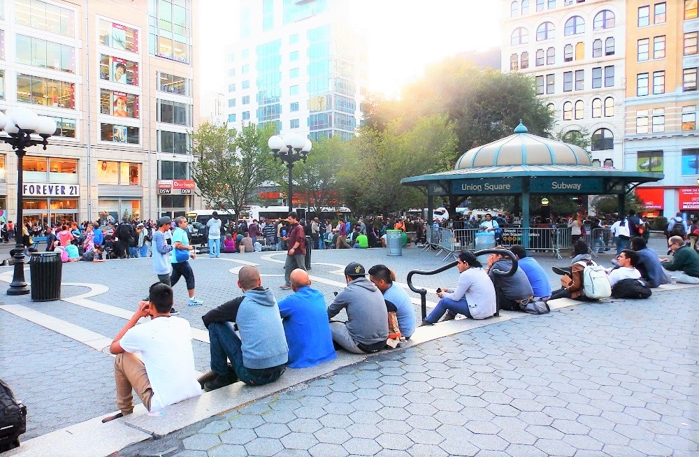 Union Square Nueva York