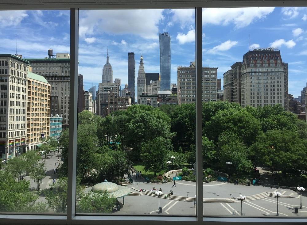 Vistas de Union Square
