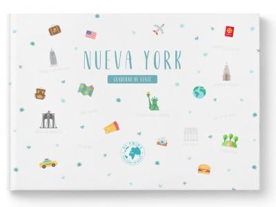 ¡El (auto) regalo perfecto! Cuaderno de Viaje a Nueva York