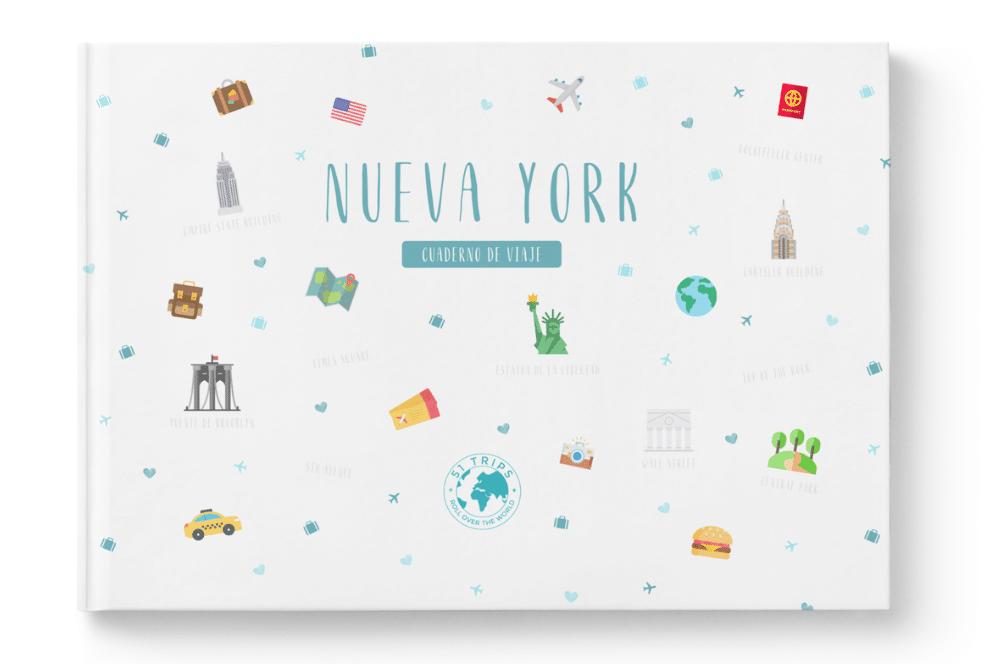 Cuaderno Viaje Nueva York