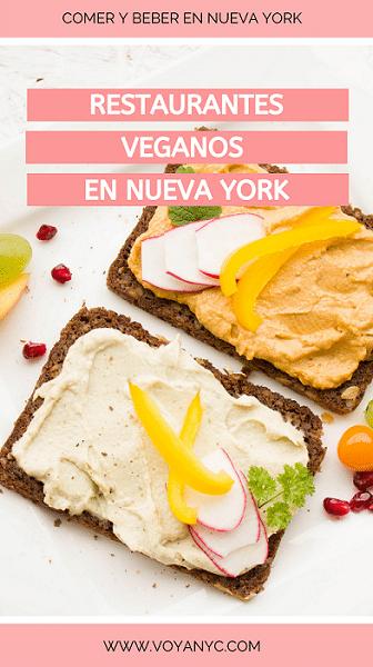 Restaurantes Veganos Nueva York