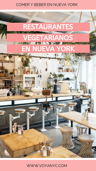 Restaurantes Vegetarianos Nueva York