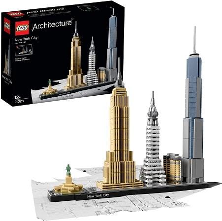 Lego rascacielos Amazon